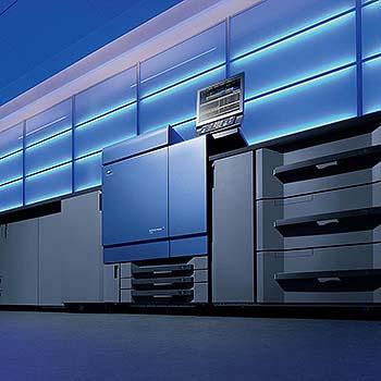 Digitální laserový tisk