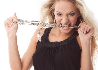 Reklamní fotografie - řetěz