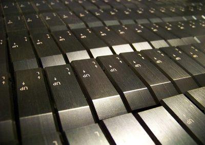 Technický laserový popis duralu