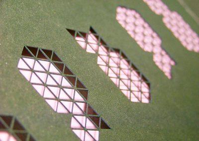 Výsek laserem - PF ryba