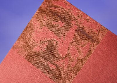 Značení papíru laserem