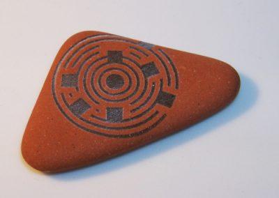 Laserové gravírování do kamene