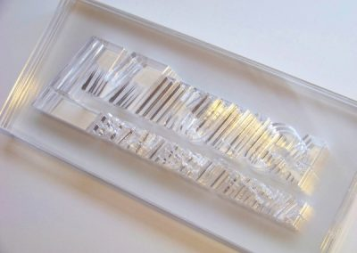 Plastové šablony