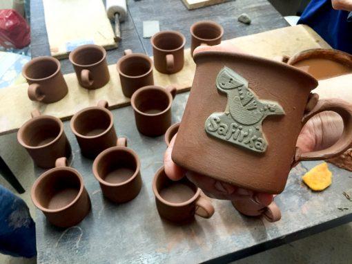 Formy na keramiku